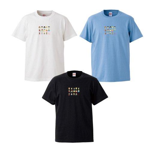 [受注生産]WE ARE T-shirts