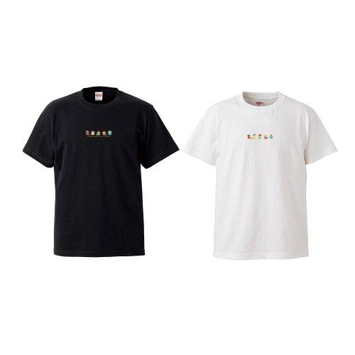 [受注生産]BAND T-shirts