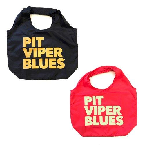 T字路s_PIT VIPER BLUESショッピングバッグ