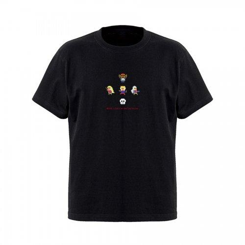 [受注生産]METAL T-shirts