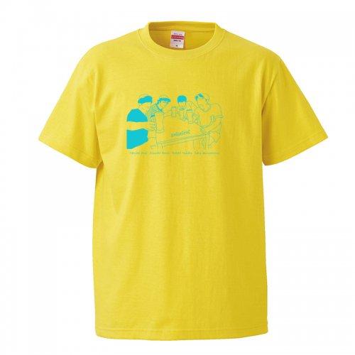 四絃一撥ノ巻_KANPAI T-shirts