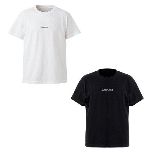 KAKASHI_目を覚ませTシャツ