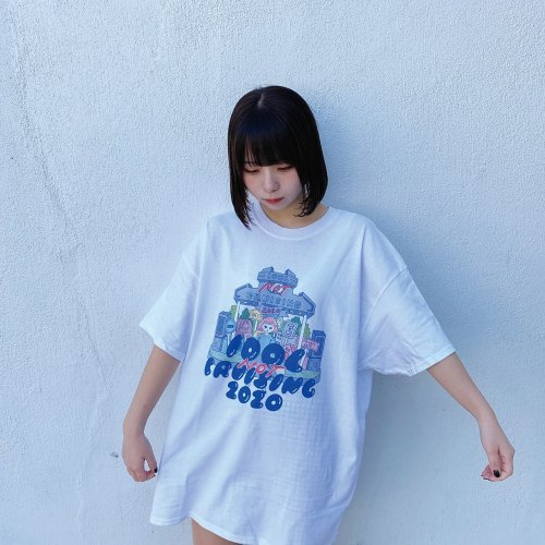 <img class='new_mark_img1' src='https://img.shop-pro.jp/img/new/icons60.gif' style='border:none;display:inline;margin:0px;padding:0px;width:auto;' />iDOL not CRUISING 2020_Tシャツ