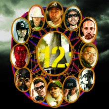 DJ BAKU『THE 12JAPS初回限定生産盤』[CD+DVD]