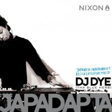 DJ DYE『JAPADAPTA <ジャパダプタ>』CD