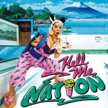 RUMI『Hell Me NATION』CD