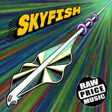 SKYFISH『RAW PRICE MUSIC』CD