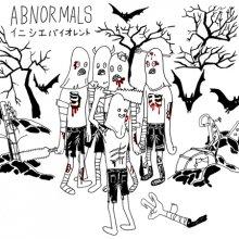 ABNORMALS『イニシエバイオレント』CD