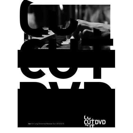 toe『CUT』DVD