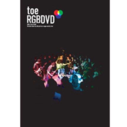 toe『RGBDVD』DVD