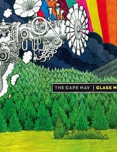 THE CAPE MAY『GLASS MOUNTAIN ROADS』CD