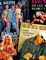 KOOL KEITH『THE LOST MASTERS VOL 1 & 2』CD