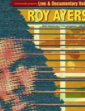 ROY AYERS, INO hidefumimi, cro-magnon, MURO contrarede presents 『Live and Documentary Vol.1』DVD