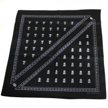 BLACK GANION_BANDANA