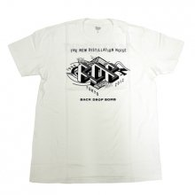 BACK_DROP_BOMB_THE OCRACY  TEE