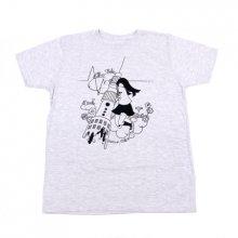 Halo at 四畳半_電波Tシャツ
