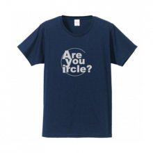 ircle_Are you ircle Tシャツ