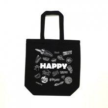 HAPPY_トートバッグ
