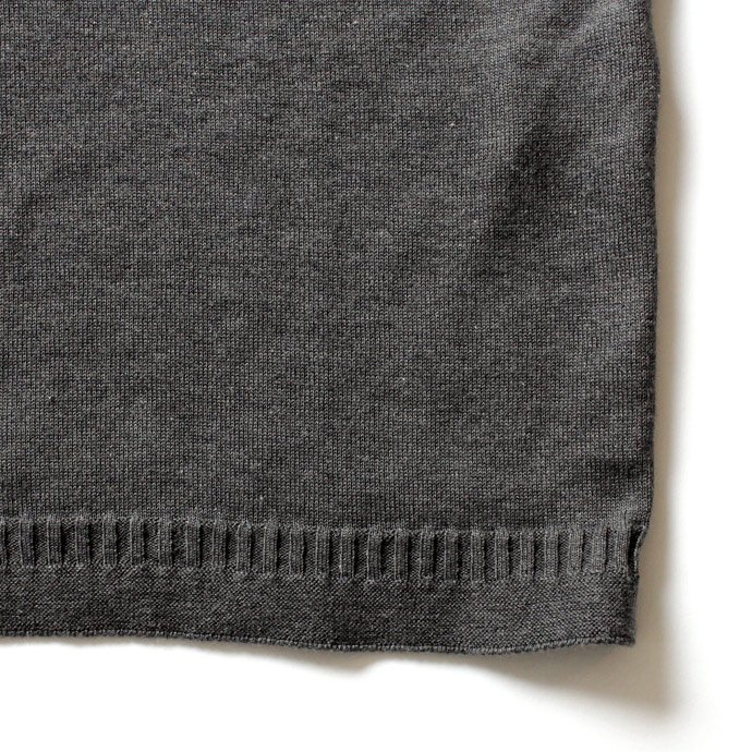 comm. arch. comm. arch. / ホールガーメント ストライプニットTシャツ Whole Garment Knitted Tee - 全2色<img class='new_mark_img2' src='//img.shop-pro.jp/img/new/icons47.gif' style='border:none;display:inline;margin:0px;padding:0px;width:auto;' /> 02
