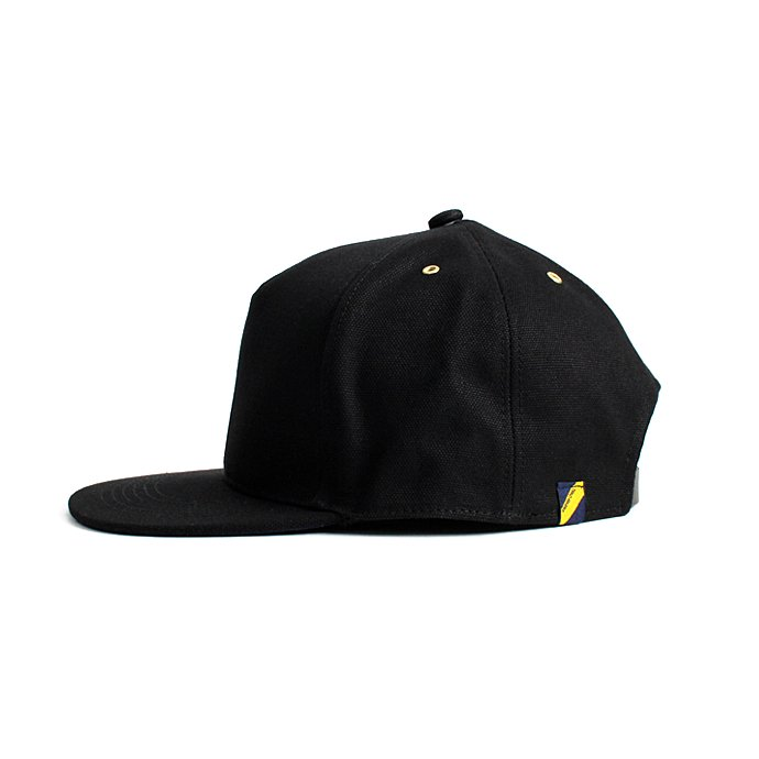 101378697 Trad Marks / Basic Cap CV ベーシックキャップ キャンバス - Black<img class='new_mark_img2' src='//img.shop-pro.jp/img/new/icons47.gif' style='border:none;display:inline;margin:0px;padding:0px;width:auto;' /> 02