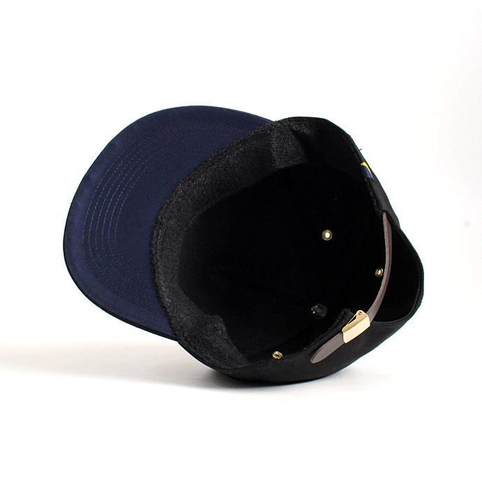 Trad Marks Trad Marks / Basic Cap CV ベーシックキャップ キャンバス - Black<img class='new_mark_img2' src='//img.shop-pro.jp/img/new/icons47.gif' style='border:none;display:inline;margin:0px;padding:0px;width:auto;' /> 02
