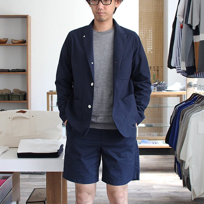 101539237 STILL BY HAND / コード織シャツ素材ジャケット SH0562 - ネイビー<img class='new_mark_img2' src='//img.shop-pro.jp/img/new/icons47.gif' style='border:none;display:inline;margin:0px;padding:0px;width:auto;' /> 02