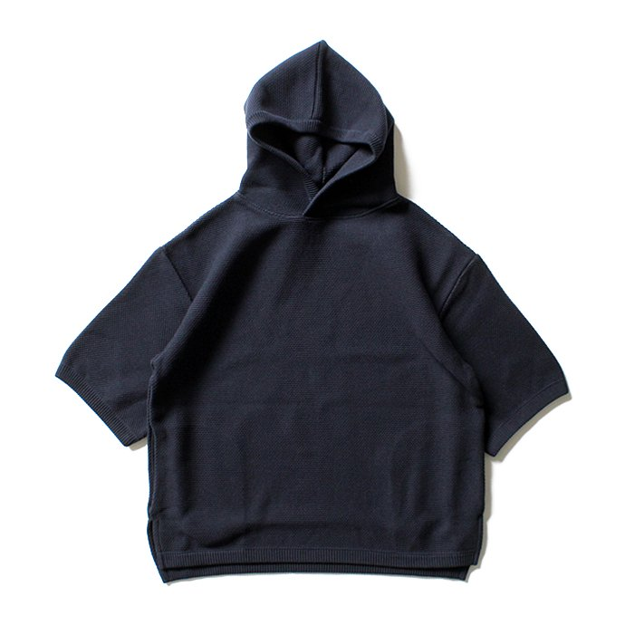101548450 crepuscule / MESH パーカー 1601-005 - Navy(ネイビー)<img class='new_mark_img2' src='//img.shop-pro.jp/img/new/icons20.gif' style='border:none;display:inline;margin:0px;padding:0px;width:auto;' /> 01