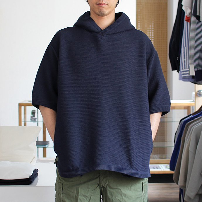 101548450 crepuscule / MESH パーカー 1601-005 - Navy(ネイビー)<img class='new_mark_img2' src='//img.shop-pro.jp/img/new/icons20.gif' style='border:none;display:inline;margin:0px;padding:0px;width:auto;' /> 02