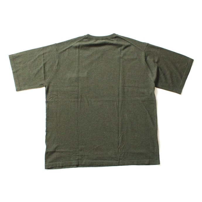 101629600 crepuscule / Knit T-Shirt ニットTシャツ 1601-010 - Khaki(オリーブ)<img class='new_mark_img2' src='//img.shop-pro.jp/img/new/icons47.gif' style='border:none;display:inline;margin:0px;padding:0px;width:auto;' /> 02