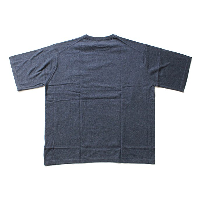crepuscule crepuscule / Knit T-Shirt ニットTシャツ 1601-010 - Navy(ネイビー)<img class='new_mark_img2' src='//img.shop-pro.jp/img/new/icons47.gif' style='border:none;display:inline;margin:0px;padding:0px;width:auto;' /> 02