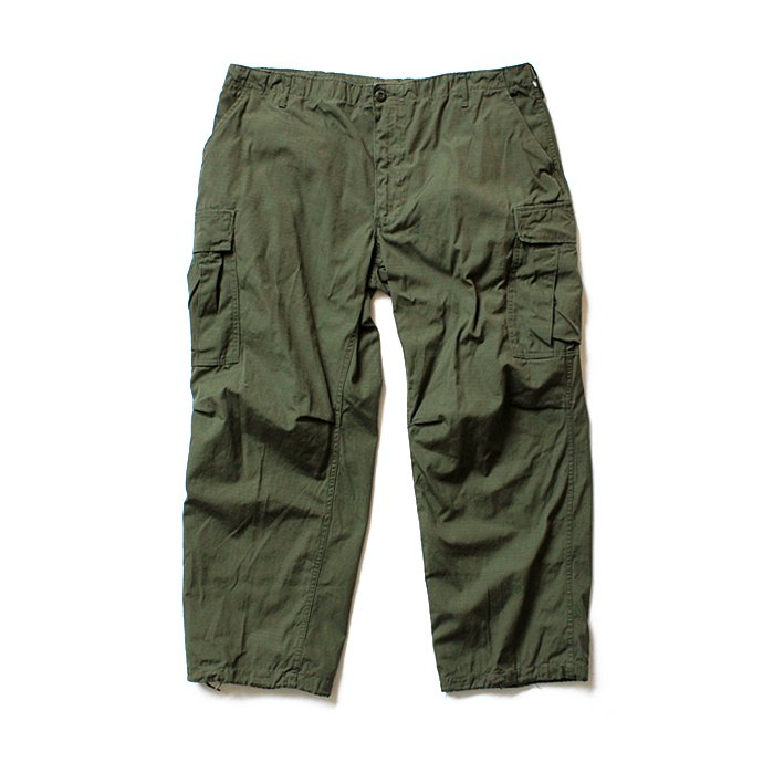 102347086 U.S. ARMY / 60s ジャングルファティーグパンツ リップストップ XL/R<img class='new_mark_img2' src='//img.shop-pro.jp/img/new/icons47.gif' style='border:none;display:inline;margin:0px;padding:0px;width:auto;' /> 01