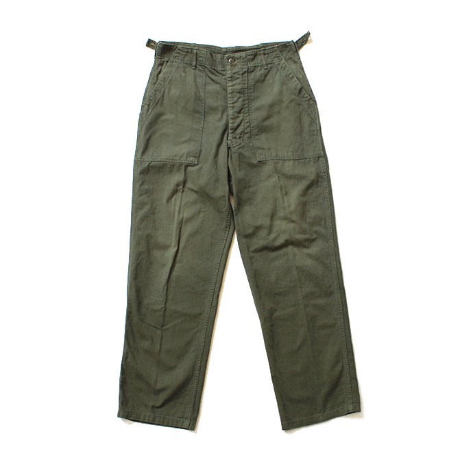 happening U.S. ARMY / M-47 HBT Utility Pants ヘリンボーンユーティリティーパンツ<img class='new_mark_img2' src='//img.shop-pro.jp/img/new/icons47.gif' style='border:none;display:inline;margin:0px;padding:0px;width:auto;' /> 01