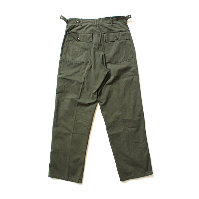 happening U.S. ARMY / M-47 HBT Utility Pants ヘリンボーンユーティリティーパンツ<img class='new_mark_img2' src='//img.shop-pro.jp/img/new/icons47.gif' style='border:none;display:inline;margin:0px;padding:0px;width:auto;' /> 02