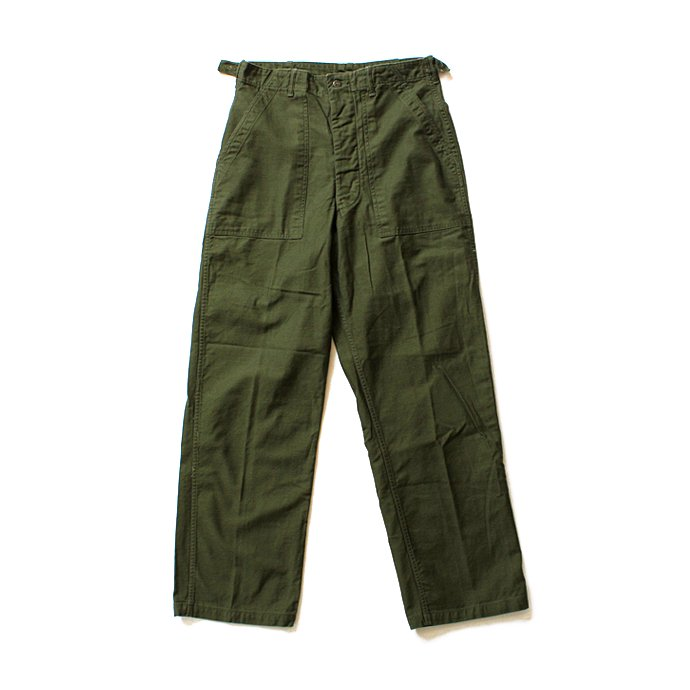 happening U.S. ARMY / 60s Utility Pants ユーティリティーパンツ タブ付き M<img class='new_mark_img2' src='//img.shop-pro.jp/img/new/icons47.gif' style='border:none;display:inline;margin:0px;padding:0px;width:auto;' /> 01