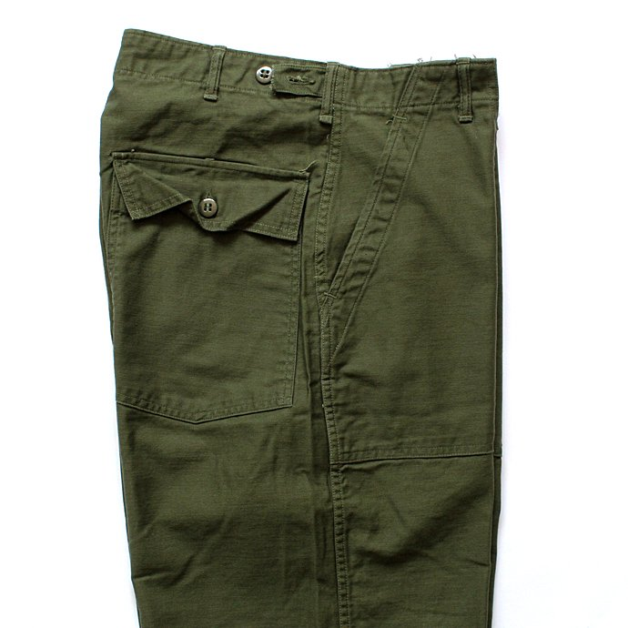 happening U.S. ARMY / 60s Utility Pants ユーティリティーパンツ タブ付き M<img class='new_mark_img2' src='//img.shop-pro.jp/img/new/icons47.gif' style='border:none;display:inline;margin:0px;padding:0px;width:auto;' /> 02
