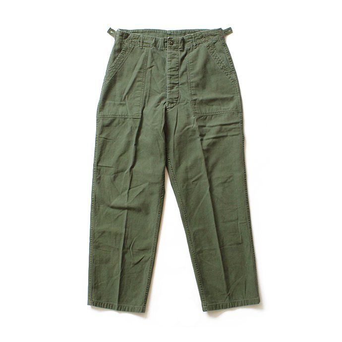 happening U.S. ARMY / 60s Utility Pants ユーティリティーパンツ タブ付き L<img class='new_mark_img2' src='//img.shop-pro.jp/img/new/icons47.gif' style='border:none;display:inline;margin:0px;padding:0px;width:auto;' /> 01
