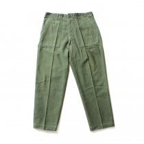 U.S. ARMY / 70s Utility Pants ユーティリティーパンツ ジップフロント 36<img class='new_mark_img2' src='//img.shop-pro.jp/img/new/icons47.gif' style='border:none;display:inline;margin:0px;padding:0px;width:auto;' />