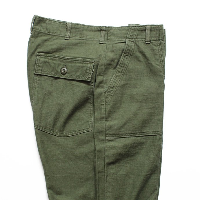 102479385 U.S. ARMY / 70s Utility Pants ユーティリティーパンツ ジップフロント 36x31<img class='new_mark_img2' src='//img.shop-pro.jp/img/new/icons47.gif' style='border:none;display:inline;margin:0px;padding:0px;width:auto;' /> 02