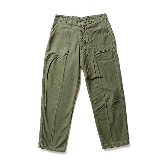 happening U.S. ARMY / 70s Utility Pants ユーティリティーパンツ 34x31<img class='new_mark_img2' src='//img.shop-pro.jp/img/new/icons47.gif' style='border:none;display:inline;margin:0px;padding:0px;width:auto;' /> 01