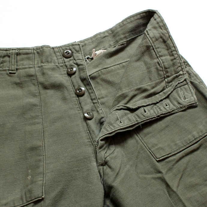 happening U.S. ARMY / 70s Utility Pants ユーティリティーパンツ 34x31<img class='new_mark_img2' src='//img.shop-pro.jp/img/new/icons47.gif' style='border:none;display:inline;margin:0px;padding:0px;width:auto;' /> 02