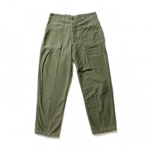 happening U.S. ARMY / 70s Utility Pants ユーティリティーパンツ 34x31<img class='new_mark_img2' src='//img.shop-pro.jp/img/new/icons47.gif' style='border:none;display:inline;margin:0px;padding:0px;width:auto;' />