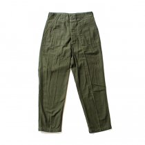 happening U.S. ARMY / 70s Utility Pants ユーティリティーパンツ 36x33<img class='new_mark_img2' src='//img.shop-pro.jp/img/new/icons47.gif' style='border:none;display:inline;margin:0px;padding:0px;width:auto;' />