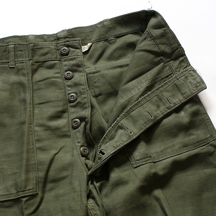 happening U.S. ARMY / 70s Utility Pants ユーティリティーパンツ 34x33<img class='new_mark_img2' src='//img.shop-pro.jp/img/new/icons47.gif' style='border:none;display:inline;margin:0px;padding:0px;width:auto;' /> 02