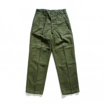 happening U.S. ARMY / 70s Utility Pants ユーティリティーパンツ 34x33<img class='new_mark_img2' src='//img.shop-pro.jp/img/new/icons47.gif' style='border:none;display:inline;margin:0px;padding:0px;width:auto;' />