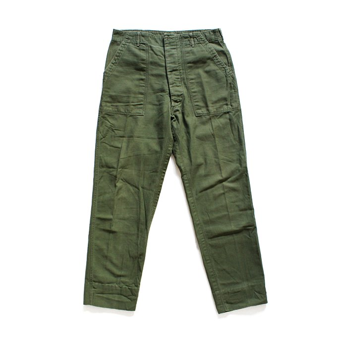 102521603 U.S. ARMY / 70s Utility Pants ユーティリティーパンツ 36<img class='new_mark_img2' src='//img.shop-pro.jp/img/new/icons47.gif' style='border:none;display:inline;margin:0px;padding:0px;width:auto;' /> 01