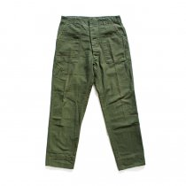 happening U.S. ARMY / 70s Utility Pants ユーティリティーパンツ 36<img class='new_mark_img2' src='//img.shop-pro.jp/img/new/icons47.gif' style='border:none;display:inline;margin:0px;padding:0px;width:auto;' />