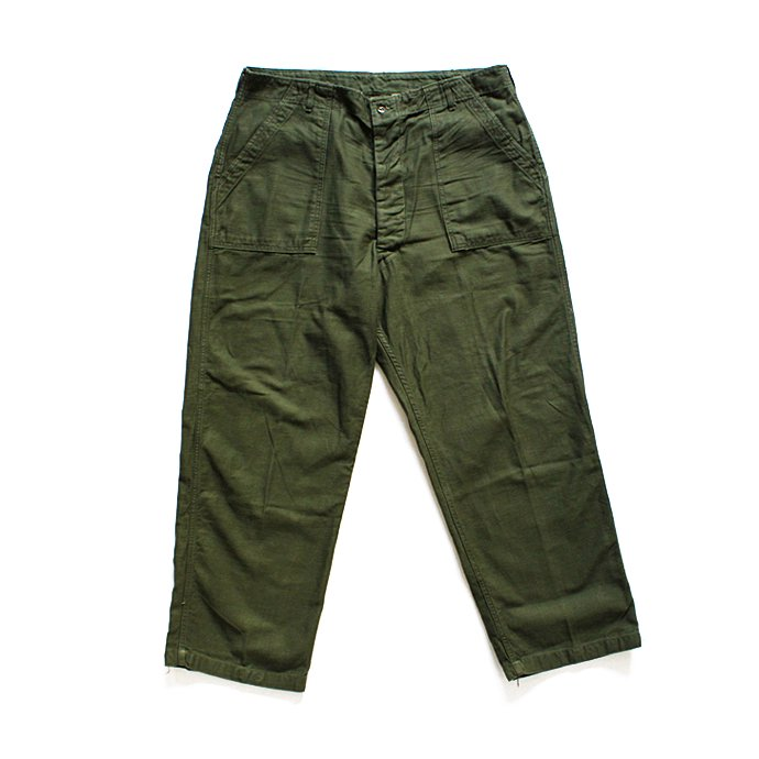 happening U.S. ARMY / 70s Utility Pants ユーティリティーパンツ 42x31 01