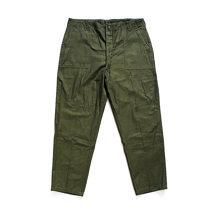 happening U.S. ARMY / 70s デッドストック Utility Pants ユーティリティーパンツ 44x33<img class='new_mark_img2' src='//img.shop-pro.jp/img/new/icons47.gif' style='border:none;display:inline;margin:0px;padding:0px;width:auto;' /> 01