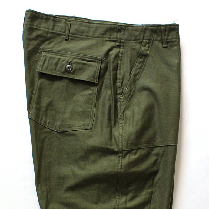 happening U.S. ARMY / 70s デッドストック Utility Pants ユーティリティーパンツ 44x33<img class='new_mark_img2' src='//img.shop-pro.jp/img/new/icons47.gif' style='border:none;display:inline;margin:0px;padding:0px;width:auto;' /> 02