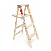 Michigan Ladder Company / Wood Step Ladder ウッドステップラダー - Size 4